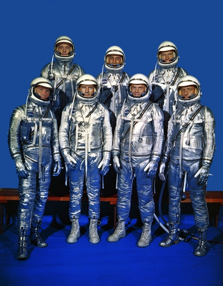 photo of astronauts